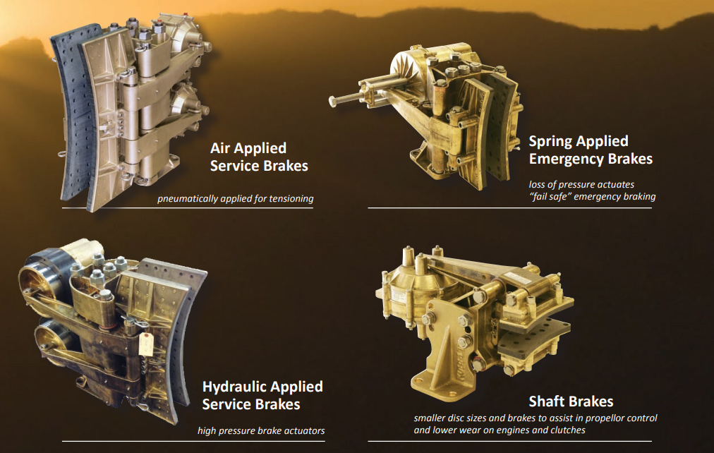 Industrial Braking Systems